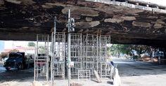 Chances de recuperar Viaduto Santo Amaro são 'remotas', diz Haddad