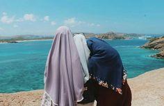 Lombok, Indonesia Islamic Fashion, Mode Hijab, Niqab, Profile Photo, Allah, Muslim, Besties, Portrait Photography, Sisters