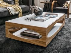 Classic Osowa Coffee Table in Walnut
