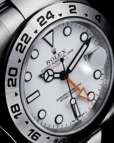 2011 Rolex Explorer II