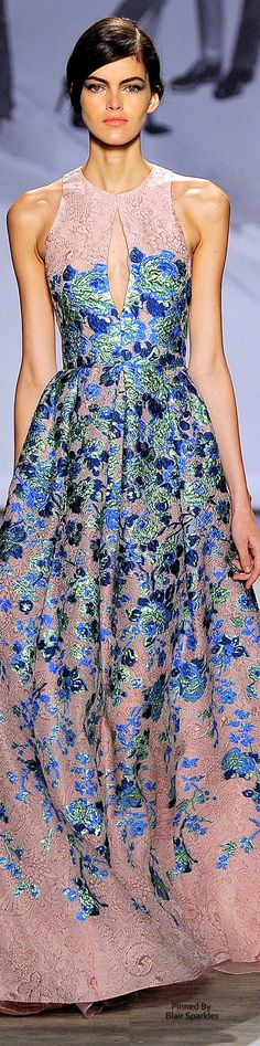 Lela Rose Spring 2015 RTW ♕♚εїз Retro Beauty* Retro Fashion* Sexy Look* Retro Tips and Tricks* Vintage Look* DIY Outfit