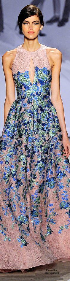 Lela Rose Spring 2015 RTW ♕♚εїз Retro Beauty* Retro Fashion* Sexy Look* Retro Tips and Tricks* Vintage Look* DIY Outfit