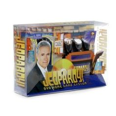 Jeopardy - DVD Play at Home game system Home Entertainment, Entertaining, Play, Games, Toys, Decor, Activity Toys, Decoration, Clearance Toys