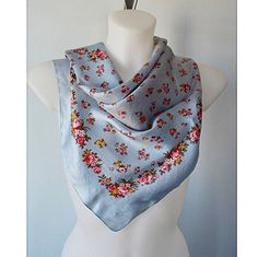 A personal favorite from my Etsy shop https://www.etsy.com/ca/listing/286475307/vintage-scarf-vintage-silk-scarf-liberty