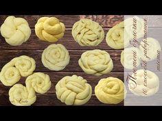 10 способів завертання булочок/Плетенка/Смачний рецепт №46. - YouTube Gourmet Food Store, Gourmet Recipes, Bread Recipes, Baking Recipes, Dessert Recipes, Sweet Pastries, Bread And Pastries, Bread Shaping, Mini Pancakes