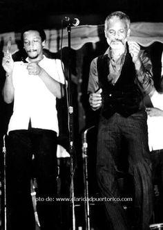Ismael Rivera Jr y Ismael Rivera
