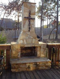 This beautiful outdoor stone fireplace would be perfect for those cool nights in Auburn, Alabama!  http://www.porterproperties.com/homes/AL/AUBURN/36830/1678_OLIVIA_WAY/179101076/index.html