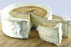 Brillat-Savarin is a decadent triple cream gourmet cheese; one of the richest cheeses. A taste to be savored when you are feeling truly ready to be pampered. This is my most favorite of all cheeses. Such a treat when I allow myself to have some.