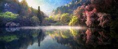 Koreli fotoğrafçı Jaewoon U objektifinden muhteşem manzara fotoğrafları...