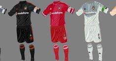 FIFA 14 Beşiktaş 2014-2015 Forma - Kit