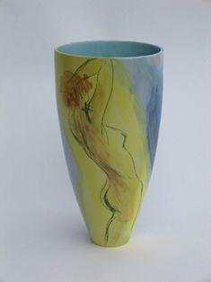 Nude yellow inside          Artist: Ingrid Saag