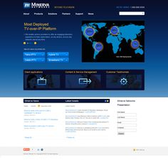 Minerva Networks, Inc - Provides interactive television infrastructure over IP broadband networks:MPEG encoders; DVB gateways and middleware.This article uses content from http://www.AboutUs.org  - http://technologycompanieslist.com/listings/minerva-networks-inc/