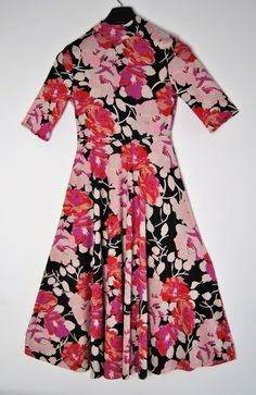 ZARA Floral midi dress with bow, Size M. #outfit #Pioneer #assembly, #midi, #bow