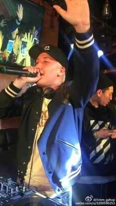 DJ RIRI soooo COOL  #seungri #SR #승리 #スンリ  #HongKong #香港 #afterparty #DJ  #DJRIRI #PONG