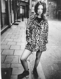 Shirley Manson 90's Fashion.