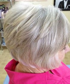 awesome 15 Best short hair styles for women over 60 // #Best #Hair #over #Short #STYLES #Women