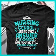 nursing school lol