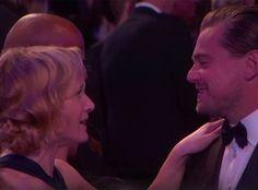 Golden Globes, Kate Winslet e Leonardo DiCaprio sempre più uniti