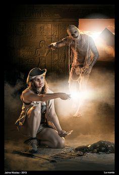 La momia | Flickr: Intercambio de fotos