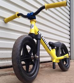 Strider Bikes to rent for kids in Portugal