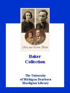 The Baker Collection University Of Michigan, Archive, Movie Posters, Collection, Film Poster, Popcorn Posters, Film Posters, Poster