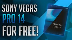How to Get Sony Vegas Pro 14 For FREE (2016-2017) In this tutorial I will be showing you how to download Sony Vegas Pro 14 For FREE! Sony Vegas 14 is a video editing software that is commonly used among Youtubers and professional video editors. Due to its wide array of editing effects Sony Vegas is the best video editor in the market. This can be partly due to the fact that Sony Vegas has a wide range of editing effects to choose from such as color curving slow/fast motioning chroma keying…