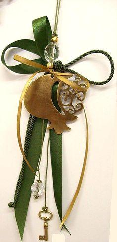 Lucky Charm, Plant Hanger, Macrame, Charms, Christmas Ornaments, Holiday Decor, Home Decor, Decoration Home, Room Decor