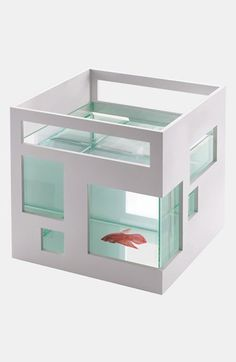 cool 'fish hotel' stackable fish bowl http://rstyle.me/n/j76kzr9te