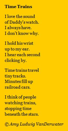 The Poem Farm: Time Trains - Following the Line | growing poetry and lessons for all ages...  This poem would be good for teaching children about quatrains or about how a poem can start somewhere and end somewhere else.  From www.poemfarm.amylv.com - Amy Ludwig VanDerwater's ad-free, searchable blog full of hundreds of poems, poem mini lessons, and poetry ideas for home and classroom.
