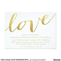 Zazzle's Gold Foil wedding invitations ensure guests have all the information they need for your big day. Wedding Invitation Size, Foil Wedding Invitations, Custom Invitations, Invitation Cards, Invites, Gold Wedding, Wedding Day, Wedding Anniversary, Wedding Pins