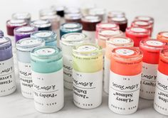 Just a small taste - we'll have more than 40 nail colours in our stores.
