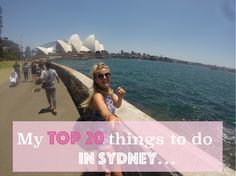 My Top 20 things to do in Sydney ♡ sydney opera house, sydney harbour bridge, coogee, bondi, manly beach among many other hotspots in Sydney. Make the most of your time in sydney with my guide to the best places to eat and spend your time! www.molliebylett.com