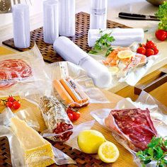 Vacuum Sealer, Specialty Appliances, Small Kitchen Appliances, Vacuums, Wordpress, Cheese, Canning, Image Link, Action