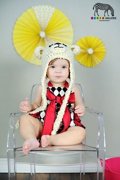 Polar Bear Crochet Hat Textured Off White by thebluemagnolia, $20.00