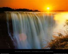 Victoria Falls, Africa.........