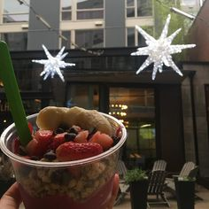 Come get yourself a Verve bowl & check out holiday decor around Pike Motorworks! Bowls, Festive, You Got This, Strawberry, Fruit, Holiday Decor, Check, Instagram Posts, Food