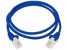 Premium Cord Patch Cable UTP RJ45 Level 5E 1.5 m Blue