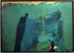 Franz Kline, Green Painting  (circa 1959)