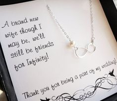 thinking of a different way to thank your bridesmaids ?
