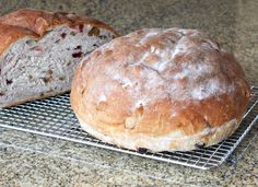 This cranberry walnut bread is the perfect bread for those leftover turkey sandwiches.