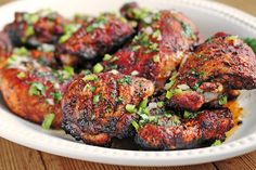 Southwestern Grilled Chicken Recipe with Lime Butter - She Wears Many Hats