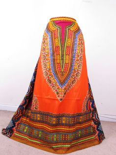 I am in love with this bustle skirt! Beautiful Ethnic Gypsy Hippie Bustle Dashiki Long    tribalgroove    etsy.com