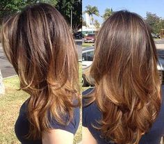 Looking for the best long layered haircuts for a fresher look? In our gallery you will find the best images of Best Long Layered Haircuts that you may want Medium Long Hair, Medium Hair Cuts, Long Hair Cuts, Medium Hair Styles, Curly Hair Styles, Medium Cut, Long Layered Haircuts, Haircuts For Long Hair, Face Shape Hairstyles