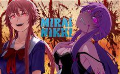 Mirai Nikki VOSTFR ~ Gum Gum Streaming