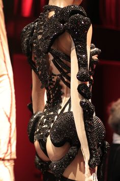 Jean Paul Gaultier ok ok ok this is the definition of WHAT THE !!!!!!!!
