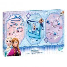 Disney Frozen Knutselset, 3in1