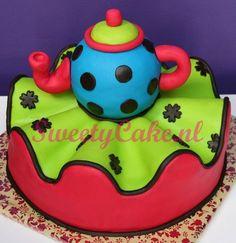 Thee Taart Tea cake