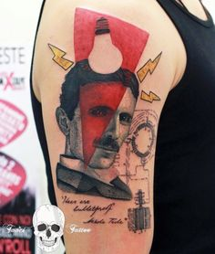 Creative composition by Tavci Tattoo.