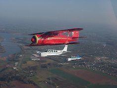 3 of my favorite airplanes.  Staggerwing, Debonair, V-tail Bonanza. Thank you Beechcraft.