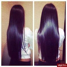 #long #black hair